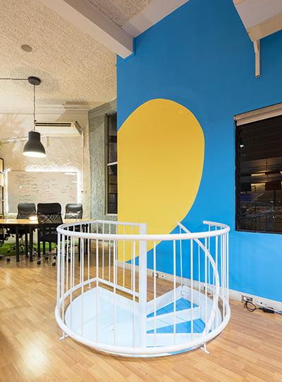 Agencement de locaux commerciaux par l'agence d'architecture Elégance au m2