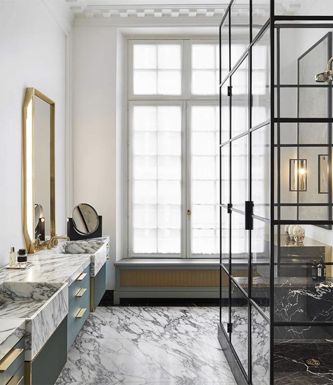 Nos aménagements d'appartement sont réalisés sur mesure grâce aux multiples compétences de notre architecte d'intérieur Elégance au m2.