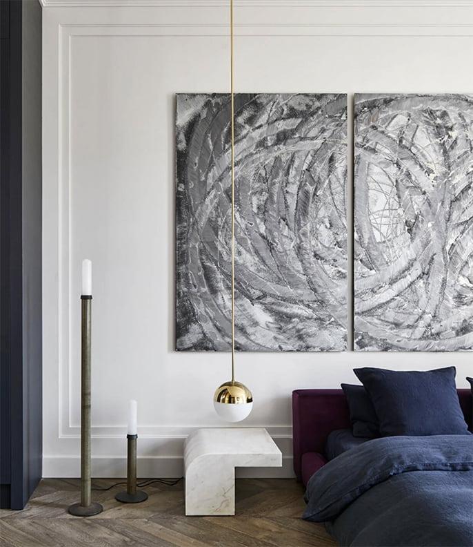 Aménagement intérieur de votre appartement de façon sur mesure avec notre agence d'architecture Elégance au m2
