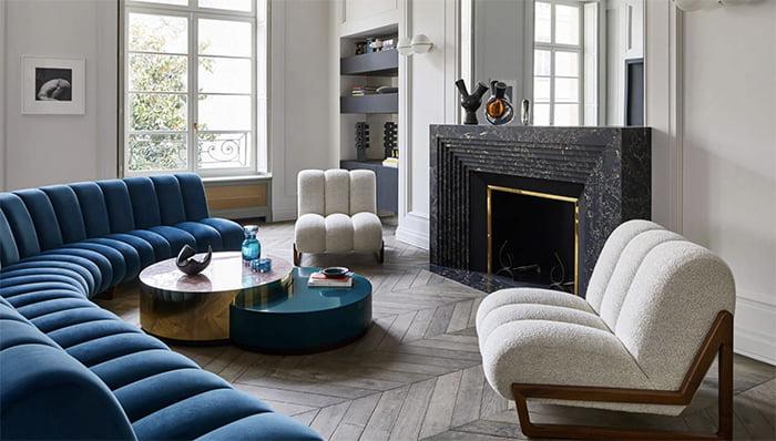 Chez Elégance au m2, 3 formules transparentes pour faire le choix de l'aménagement intérieur de votre appartement.