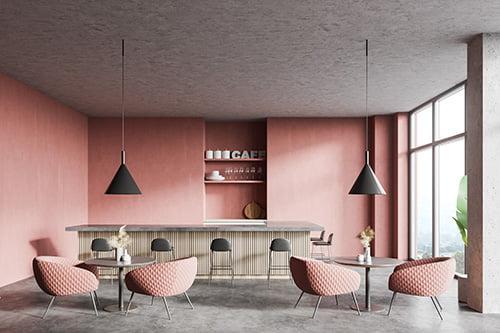 Choix du mobilier pour votre magasin ou votre boutique par notre agence d'architecture Elégance au m2
