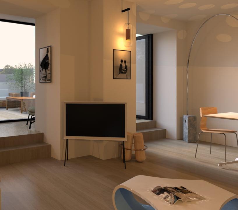 Projet d'aménagement intérieur et plans 2D, 3D avec Elégance au m2