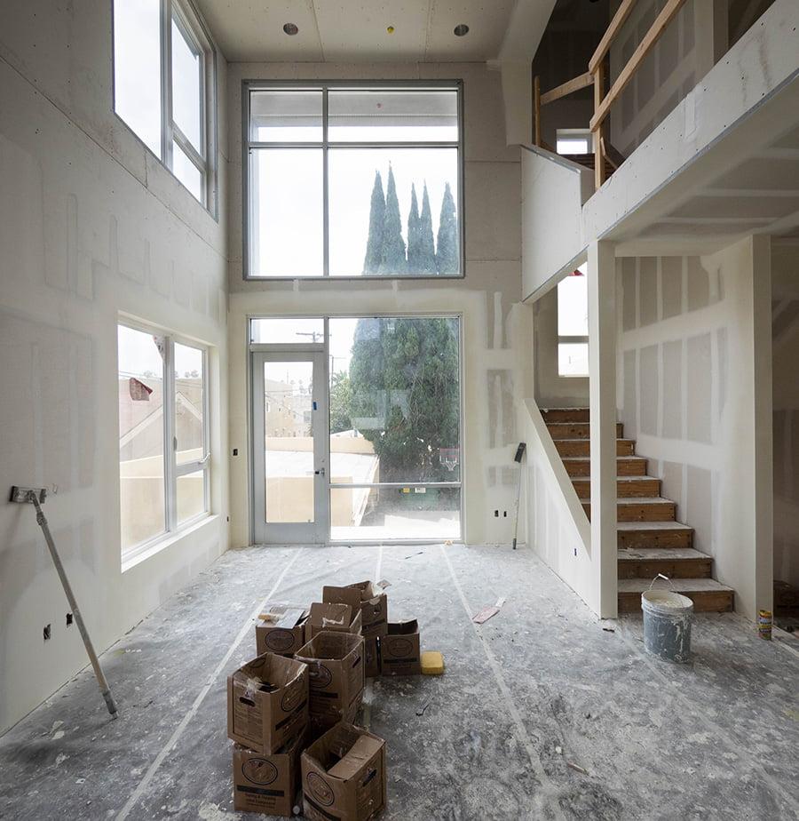 Organisation des travaux, planification des tâches et sélection des artisans pour vos travaux d'architecture d'intérieur avec Elégance au m2