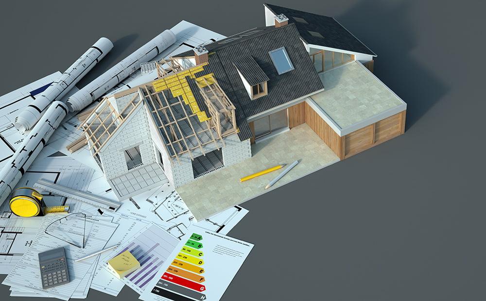 Besoin d'aide pour obtenir un permis de construire ? Nous vous accompagnons dans les démarchez chez Elégance au m2 !