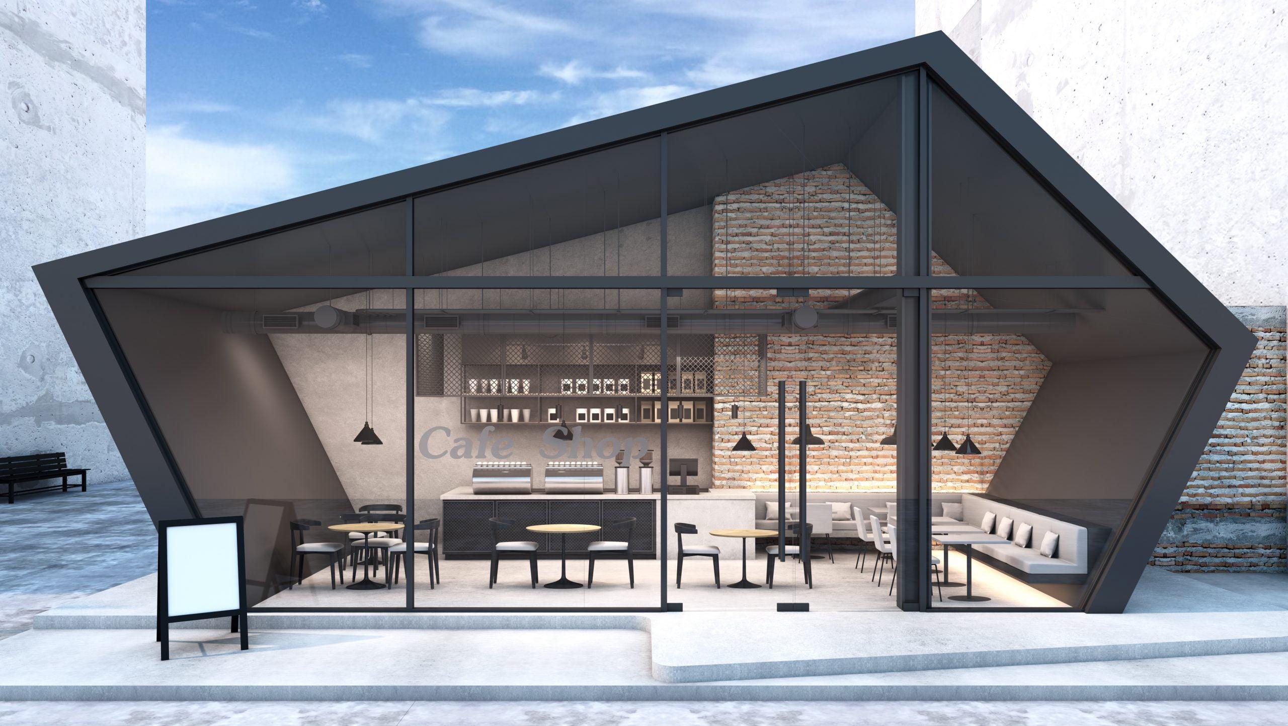 Conception de plans 2D, 3D pour l'agencement complet de votre restaurant grâce à Elégance au m2