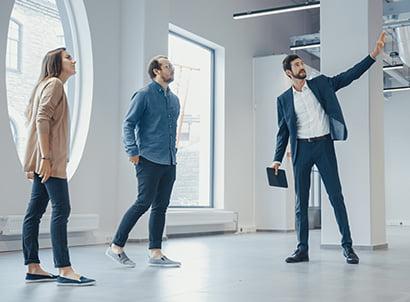 Obtenez des conseils gratuits avant votre achat immobilier avec un architecte d'intérieur Elégance au m2