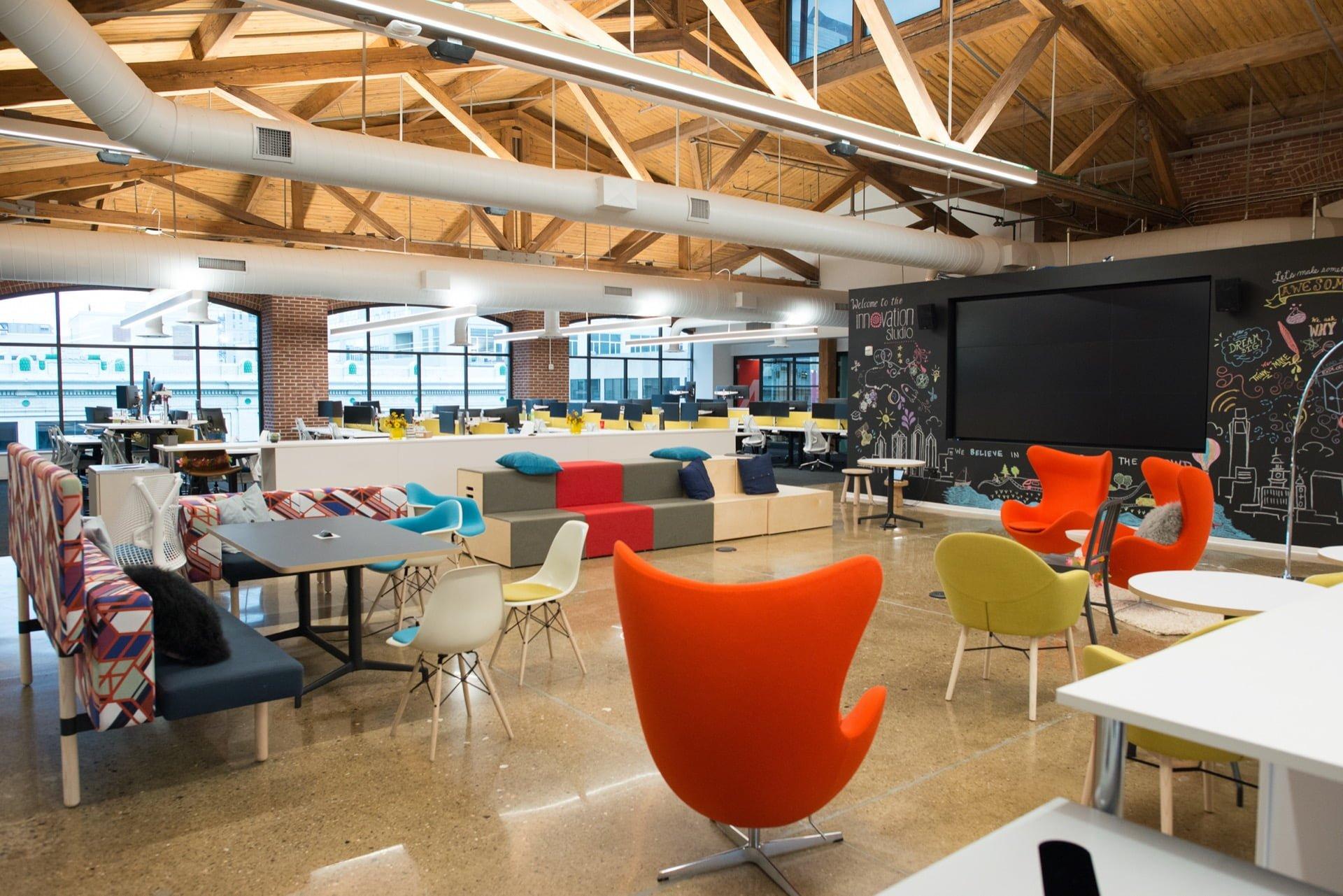 Aménagement de bureaux professionnels par Elégance au m2, votre architecte d'intérieur