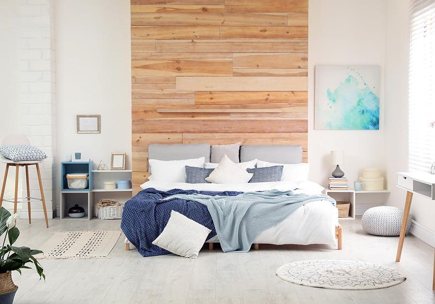 Aménagement de vos espaces intérieurs (chambres) par Elégance au m2, agence d'architectes d'intérieur