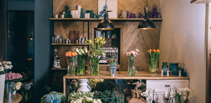 Décoration de votre boutique grâce à notre décorateur d'intérieur Elégance au m2