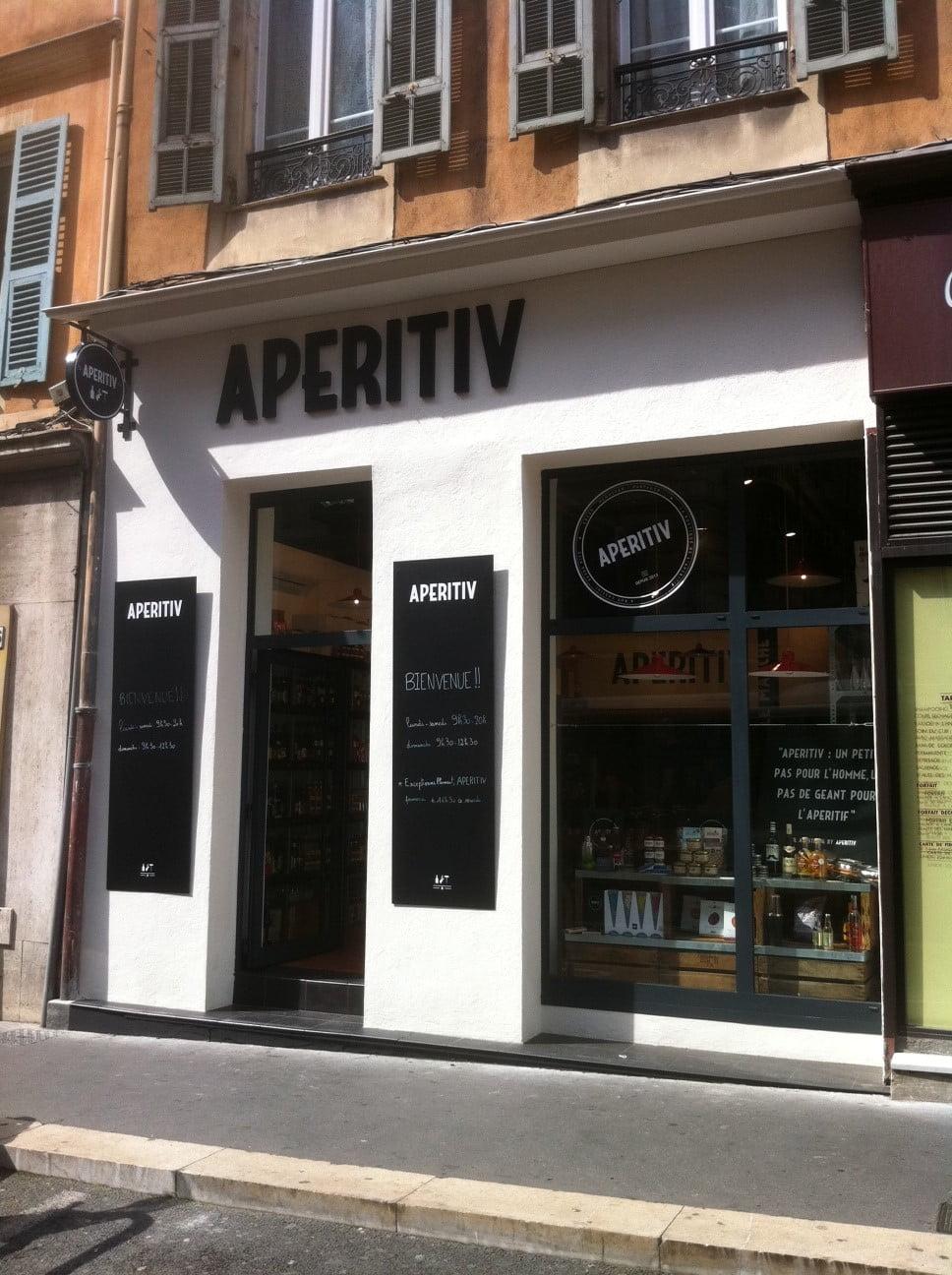 Création de votre identité visuelle et de votre devanture de restaurant par Elégance au m2, architectes d'intérieur partout en France