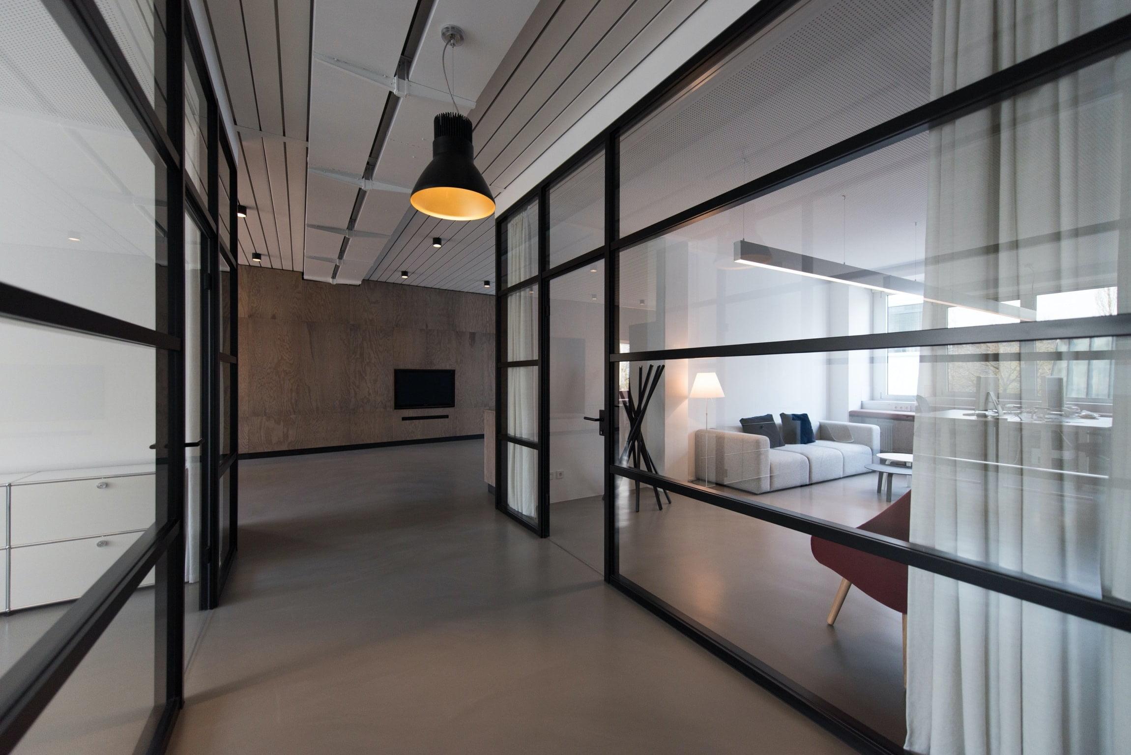 Aménagement d'espaces insonorisés pour vos bureaux professionnels grâce à notre architecte d'intérieur Elégance au m2