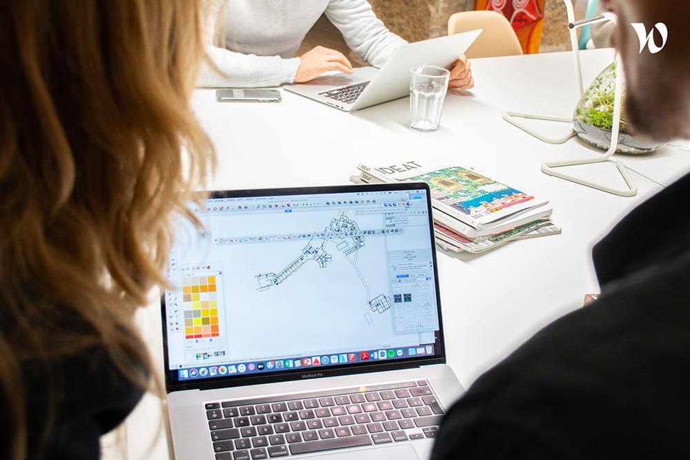 Etude de faisabilité architecturale de l'agencement de votre restaurant avec Elégance au m2