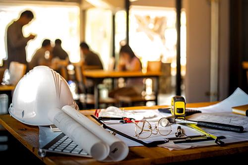 Organisation de vos travaux et sélection des artisans par votre architecte d'intérieur Elégance au m2