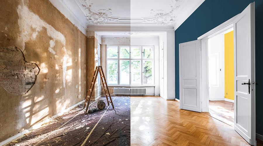 Pilotage et réception de vos travaux d'aménagement intérieur par Elégance au m2.