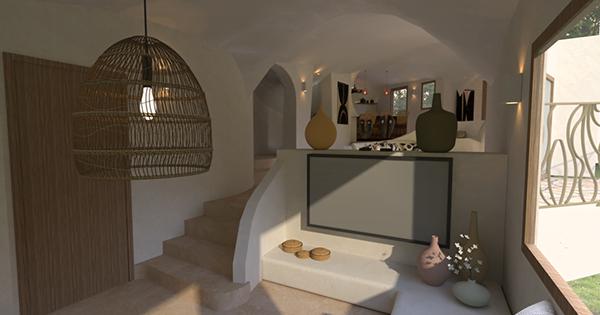 Projetez-vous dans votre futur aménagement intérieur grâce aux vues 3D de notre agence d'architecture Elégance au m2