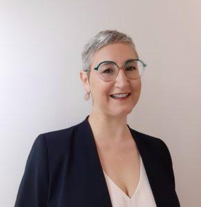 Céline Lapegue, architecte décoratrice d'intérieur de l'agence Elégance au m2 à Biarritz et Anglet